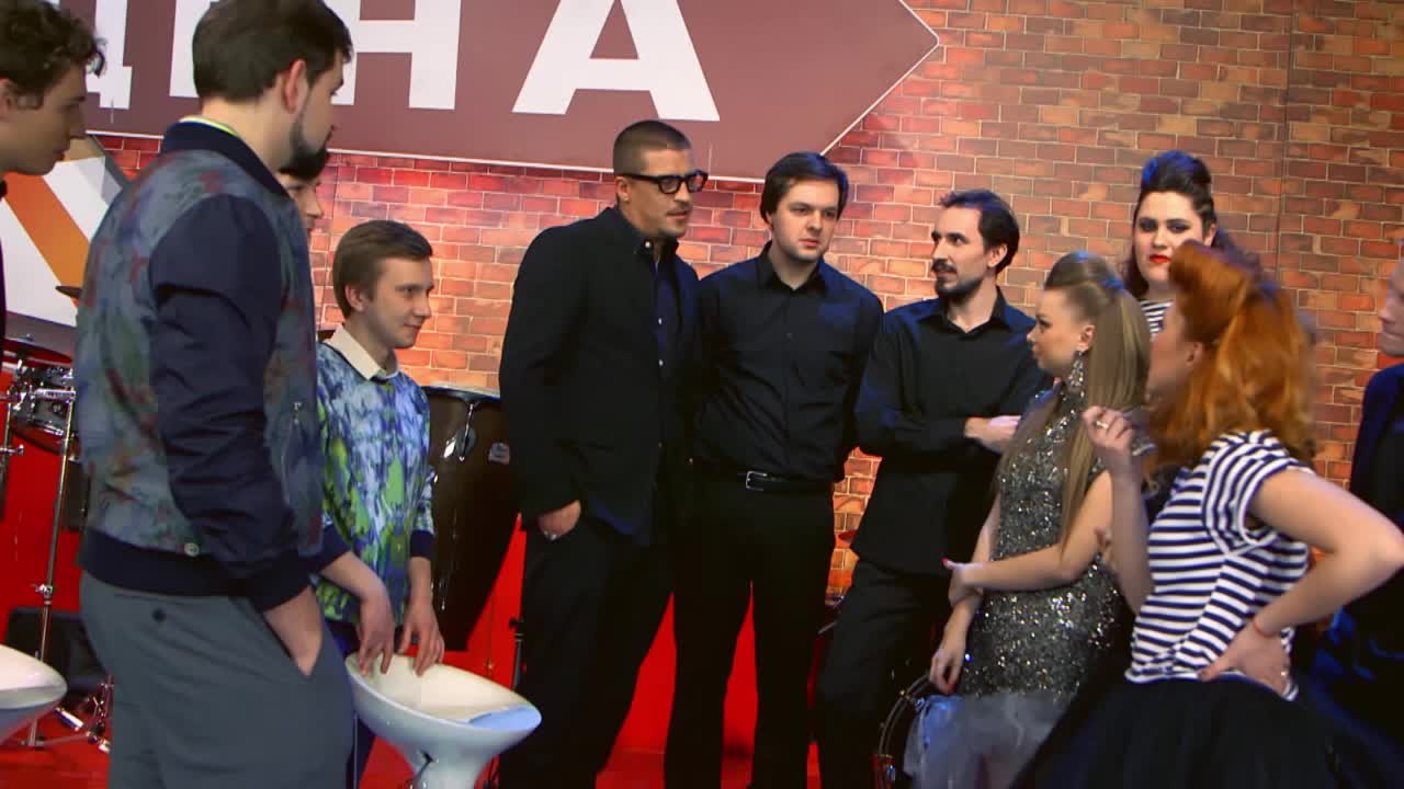 Главная сцена Последний четвертьфинал Анна Дуванова. Профайл (5 часть)