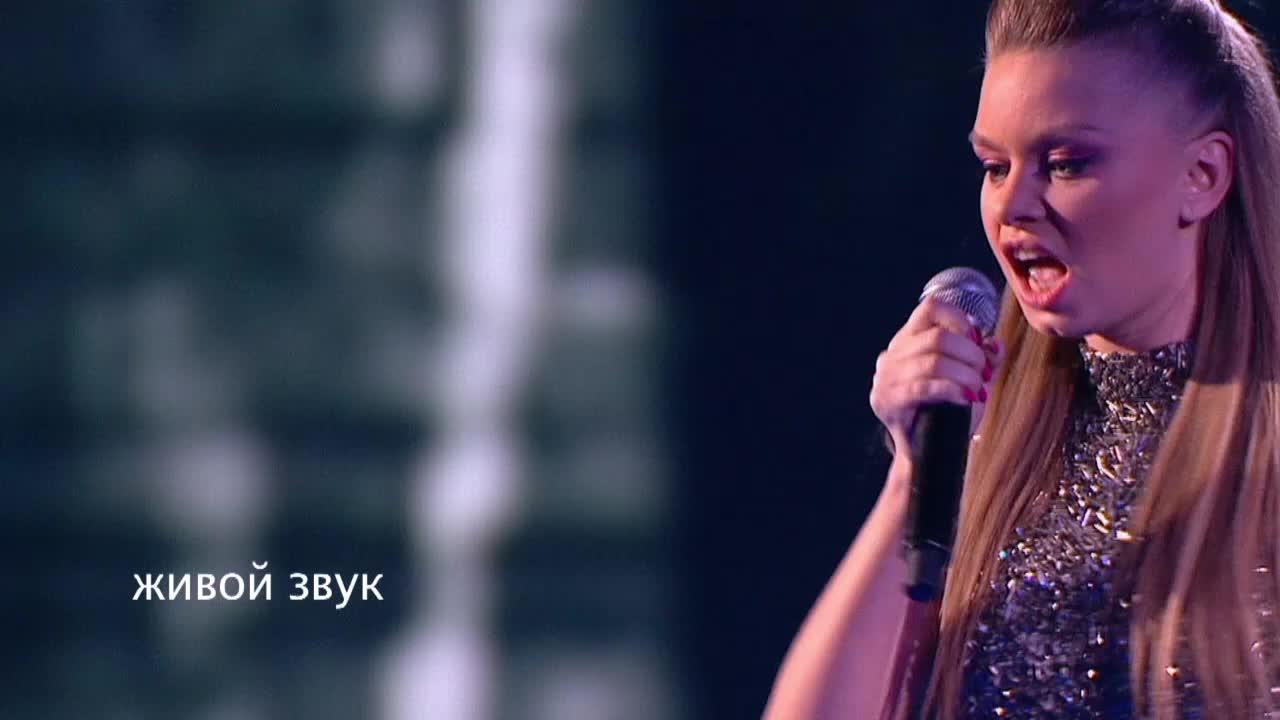 Главная сцена Последний четвертьфинал Анна Дуванова. Выступление (14 часть)