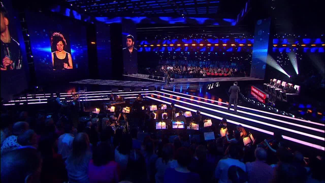 Главная сцена Третий четвертьфинал Команда Уолтера Афанасьева (34 часть)