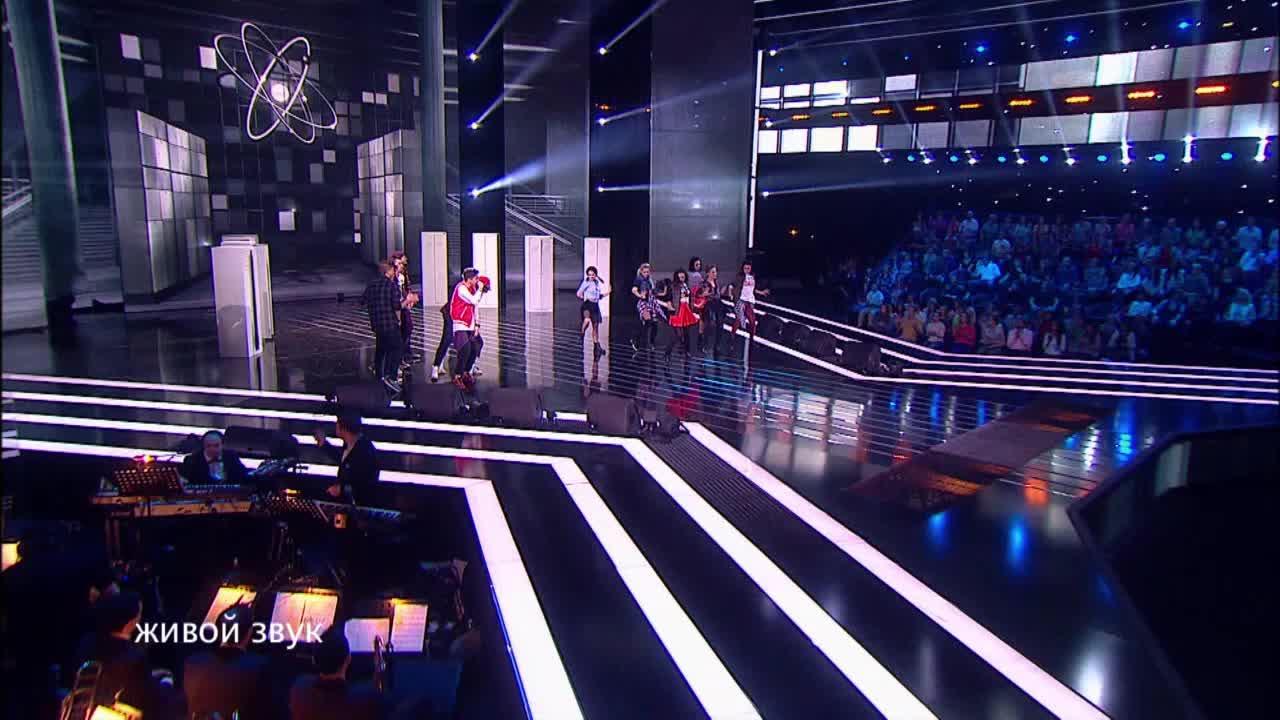 Главная сцена Третий четвертьфинал Ян Степанов. Выступление (28 часть)