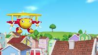 Городские герои Сезон-1 Воздушный шар