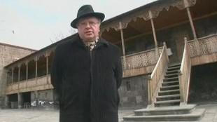 Городское путешествие 1 сезон Армения. Гюмри