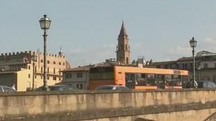 Городское путешествие 1 сезон Флоренция. Часть 2