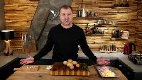 Грильков Разное Разное - Картофельная запеканка из общаги! Годно, вкусно и недорого!