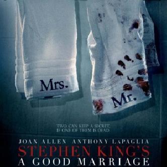 Смотреть «Хороший брак» от Стивена Кинга