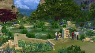 Игромания. Превью Сезон-1 The Sims 4 Веселимся вместе! - Клубная жизнь симов