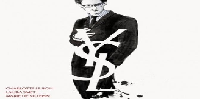 Смотреть «Ив Сен Лоран» - биография кутюрье