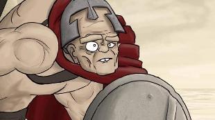 Как должен был закончиться фильм... Сезон-1 300 спартанцев