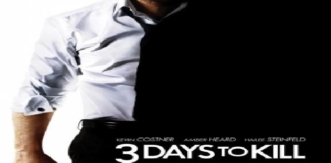 Смотреть Кевину Костнеру дали «Три дня на убийство»