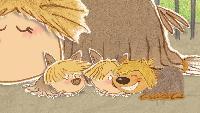 Клео. Забавный щенок Сезон-1 Рождение Клео