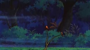Книга джунглей Сезон 1 Серия 32 - Красный цветок Маугли