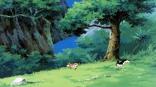 Книга джунглей Сезон 1 Серия 5 - Новые друзья