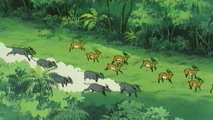 Книга джунглей Сезон 1 Серия 52 - Обращение к Маугли