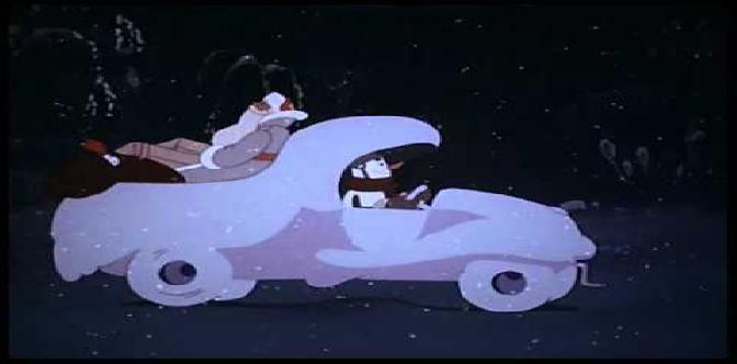 Смотреть Когда зажигаются елки. Советский мультфильм. Новый год.