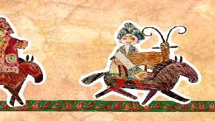 Колыбельные мира Сезон-1 Казахская