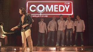 Comedy Club Сезон 4 Александр Ревва - Артур Пирожков: помни мои губы