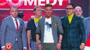 Comedy Club Сезон 7 Камеди Клаб: выпуск 13