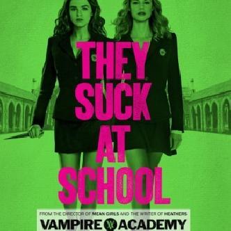 Смотреть Комедийный фильм ужасов «Академия вампиров»