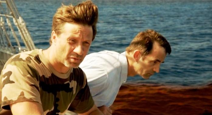 Кадры из фильма корабль 1 сезон 1 5 серия