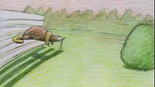 Короткий метр Короткий метр Влюбленный пес