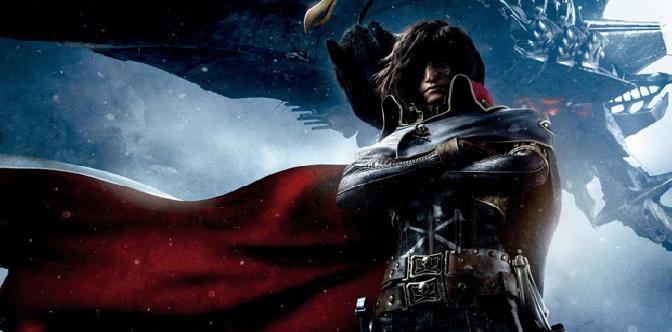 Смотреть Космический пират Харлок