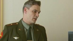 Кремлевские курсанты 1 сезон 11 серия
