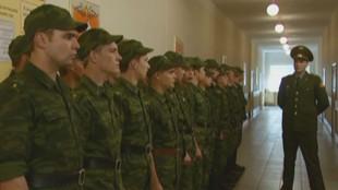 Кремлевские курсанты 1 сезон 14 серия