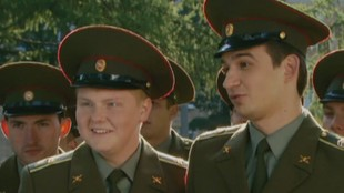 Кремлевские курсанты 1 сезон 23 серия