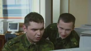 Кремлевские курсанты 1 сезон 39 серия