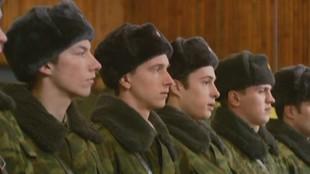 Кремлевские курсанты 1 сезон 48 серия