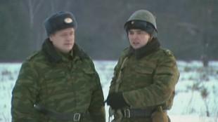 Кремлевские курсанты 1 сезон 52 серия