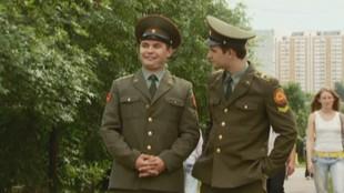 Кремлевские курсанты 2 сезон 100 серия