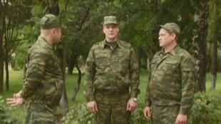 Кремлевские курсанты 2 сезон 103 серия