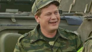 Кремлевские курсанты 2 сезон 105 серия
