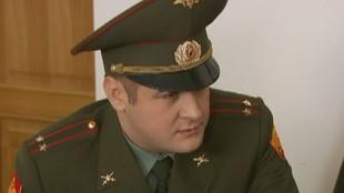 Кремлевские курсанты 2 сезон 128 серия