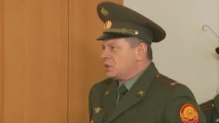 Кремлевские курсанты 2 сезон 131 серия