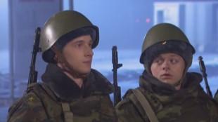 Кремлевские курсанты 2 сезон 146 серия