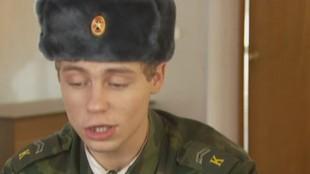 Кремлевские курсанты 2 сезон 151 серия