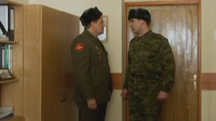 Кремлевские курсанты 2 сезон 153 серия