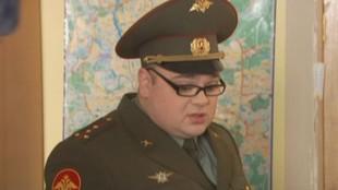 Кремлевские курсанты 2 сезон 159 серия