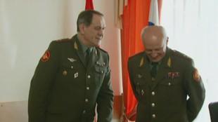 Кремлевские курсанты 2 сезон 96 серия