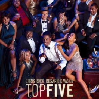 Смотреть Крис Рок в веселой комедии «Топ-5»