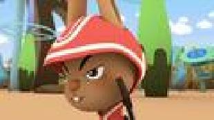 Кролик Джазит Сезон-1 Игрушечный мир
