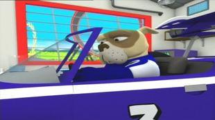Крутые гонки 1 сезон 45 серия. Машина с пультом управления