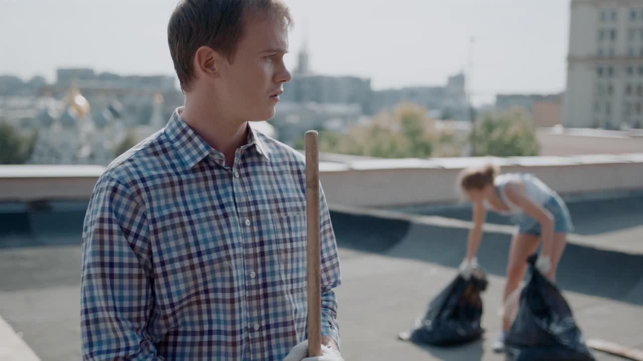 Крыша мира 1 сезон 6 серия