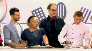 Кто кого на кухне? 1 сезон 4 выпуск