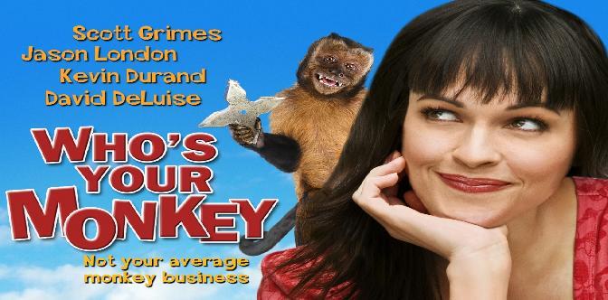 Смотреть Кто твоя обезьяна?