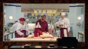 Кухня Промо Беспощадный шеф-повар