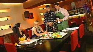 Кулинарный техникум 1 сезон 32 выпуск