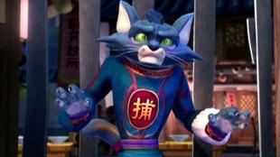 Кунг-фу: 12 знаков зодиака 4 сезон 161 серия. Мрачный рыцарь
